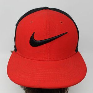 Nike True Dri-Fit Swoosh Logo Mesh Back Hat Cap